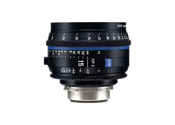 Zeiss Compact Prime CP.3 15/T2,9 T - PL