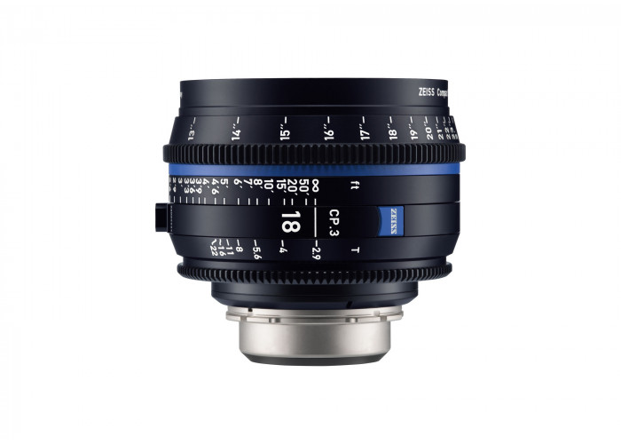 Zeiss Compact Prime CP.3 18/T2,9 T - PL