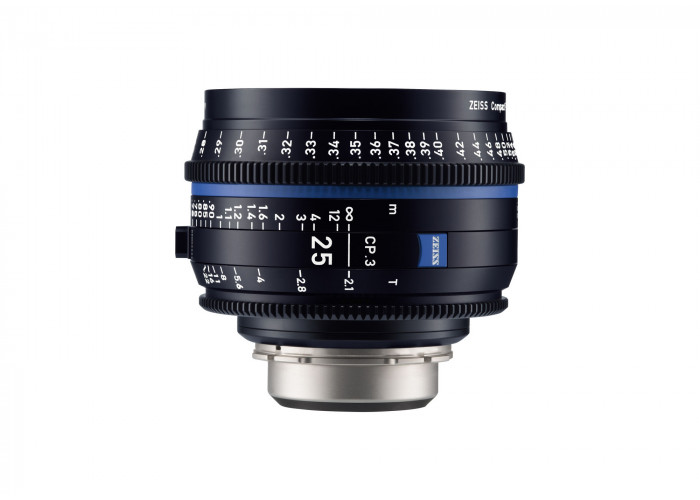 Zeiss Compact Prime CP.3 25/T2,1 T - PL