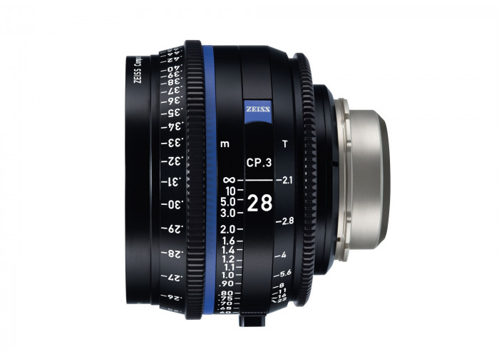 Zeiss Compact Prime CP.3 28/T2,1 T - PL