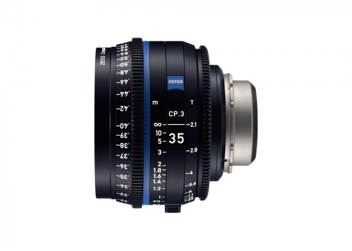 Zeiss Compact Prime CP.3 35/T2,1 T - PL