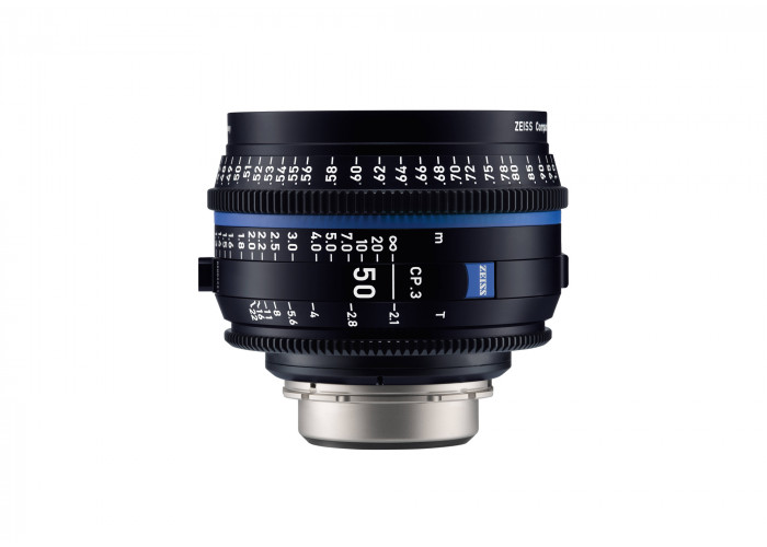Zeiss Compact Prime CP.3 50/T2,1 T - PL
