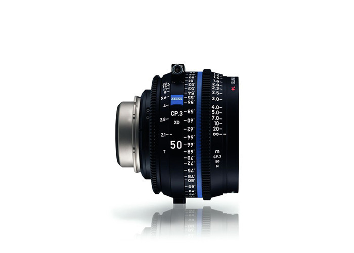 Zeiss Compact Prime CP.3 XD 50/T2,1 T - PL
