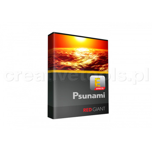 Red Giant Software Psunami