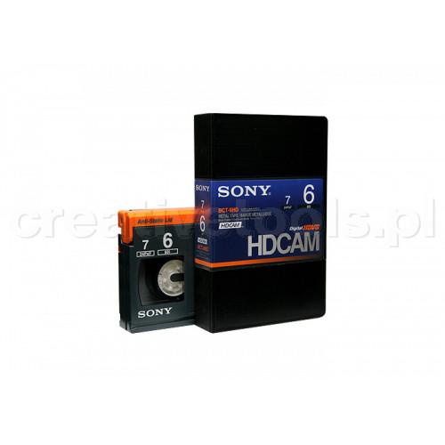 Sony BCT-6HD