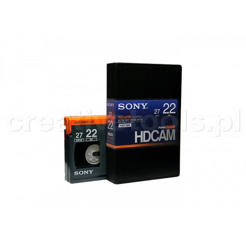 Sony BCT-22HD