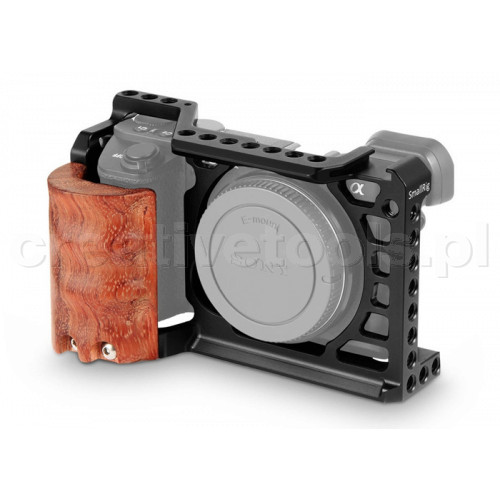SmallRig (2097) Camera Cage Kit for Sony A6500