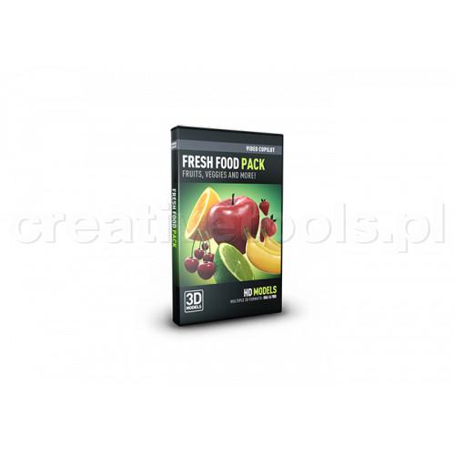 Video Copilot Fresh Food Pack