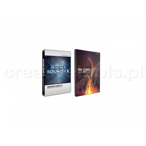 Video Copilot Music Design Bundle