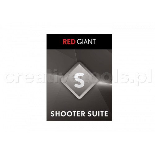 Red Giant Software Shooter Suite Academic