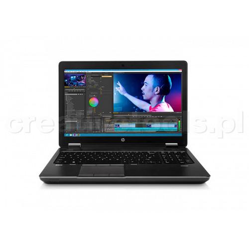 HP ZBook 15 F0U63EA
