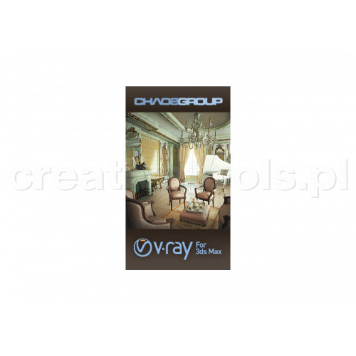 Chaos Group v-ray 3.0 for 3ds Max Upg. z 2.0 +10RN