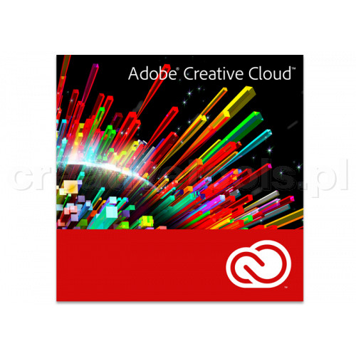 Adobe Creative Cloud for Teams ENG
