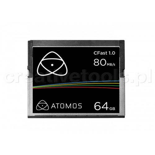 Atomos CFast 1.0 - 64 GB