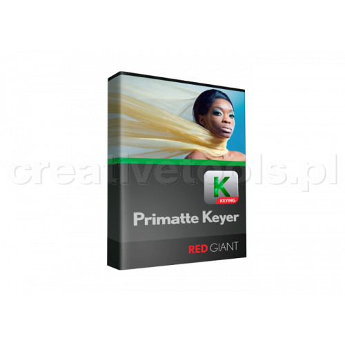 Red Giant Software Primatte Keyer Upgrade