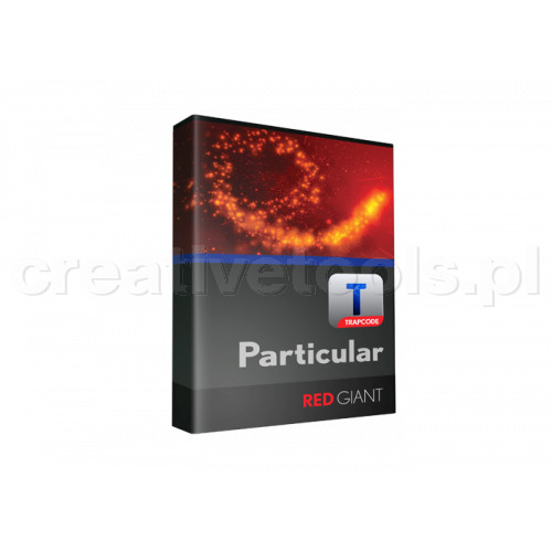 Red Giant Software Trapcode Particular Academic