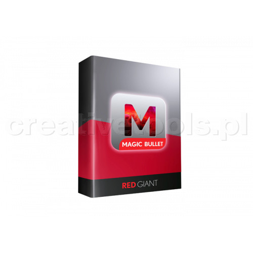 Red Giant Software Magic Bullet Suite Academic