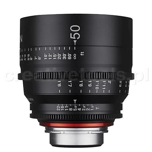 Samyang Xeen 50mm T1,5  Sony E
