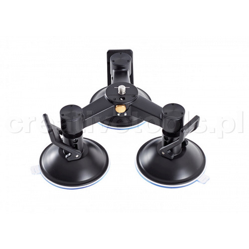 DJI Osmo - Triple Mount Suction Cup Base