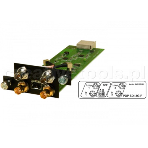 sonoVTS HD2line PRO PDP SDI-3G-F (Video Module)