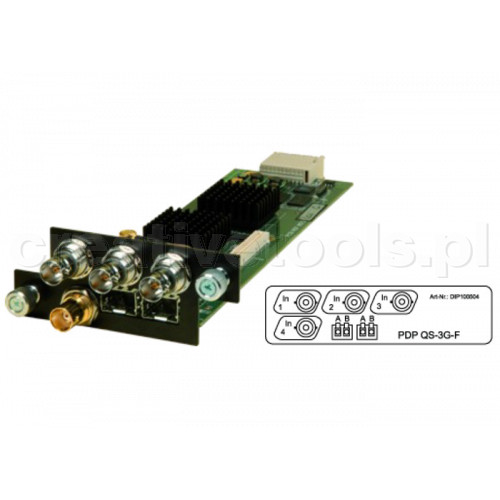 sonoVTS HD2line PRO PDP QS-3G-F (Video Module)