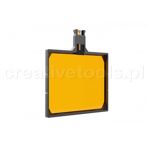"Bright Tangerine VIV Filter Tray 4"" x 5.65"""