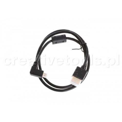 DJI Ronin-MX - HDMI to Micro HDMI for DJI SRw-60G