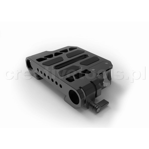 SmallRig (1757) ARRI Dovetail Clamp with 19mm Rail