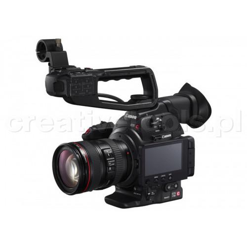 Canon Cinema EOS C100 Mark II EF 24-105