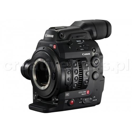 Canon Cinema EOS C300 Mark II