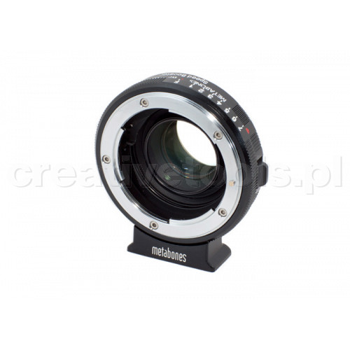 Metabones Nikon G do BMPCC Speed Booster