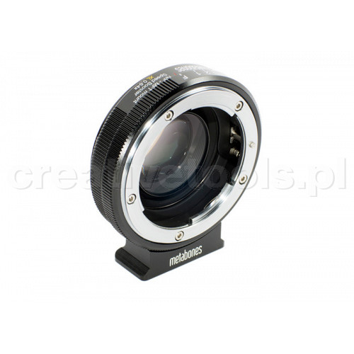 Metabones Nikon G do MFT Speed Booster XL0.64x