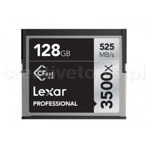 Lexar Professional 3500x CFast 2.0 128GB