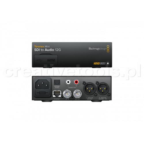 Blackmagic Design Teranex Mini SDI do Audio 12G