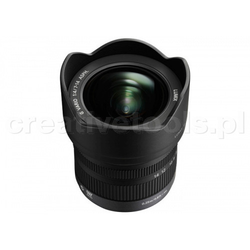 Panasonic Lumix G Vario 7-14mm F4,0 MFT