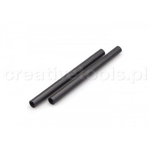 """SmallRig (870) 15mm Carbon Fiber Rod - 8"""", 2 szt."""