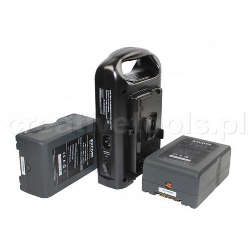Axcom zestaw 2x U-SVLO-190 + SM-CPVM-2