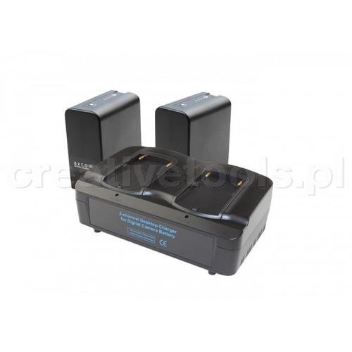 Axcom zestaw 2x U-BPU60-66 + SM-BPU60