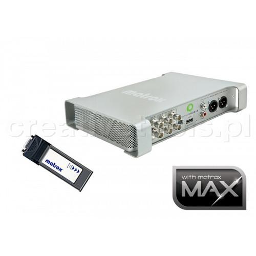 Matrox MXO2 LE MAX/L
