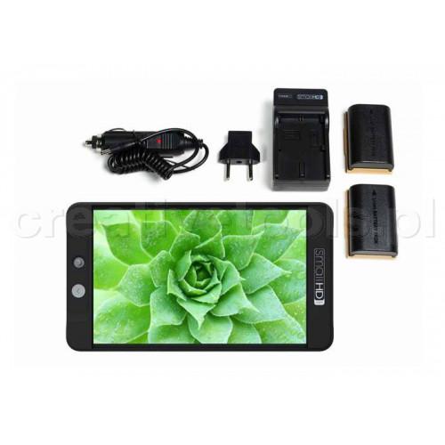 SmallHD 702 Lite On-Camera Monitor + LP-E6 Battery