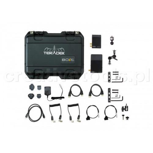 Teradek Bolt 500 3G-SDI/HDMI Deluxe Kit