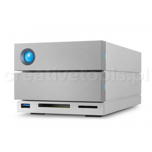 LaCie 2big Dock Thunderbolt 3 20 TB (STGB20000400)
