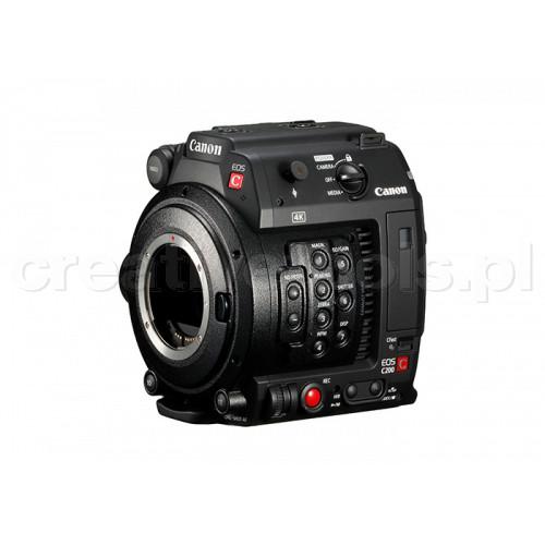 Canon EOS C200 + CFAST 128G EU18