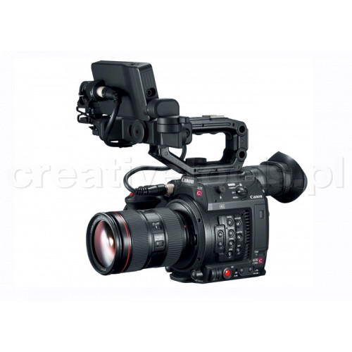Canon EOS C200 Kit (obiektyw Canon 24-105mm II)