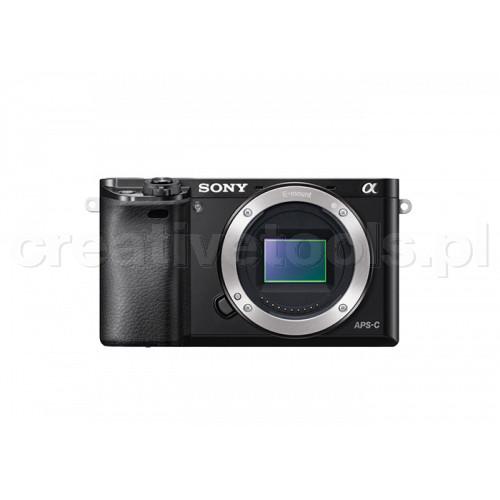 Sony A6000 body (ILCE6000B) czarny
