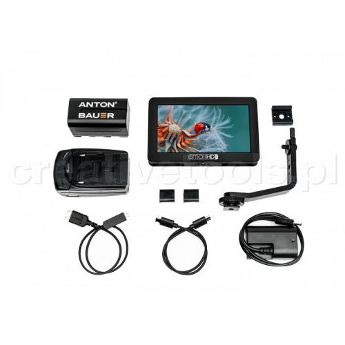 SmallHD Focus Blackmagic Pocket Cinema Camera Bundle