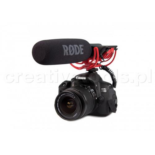 Rode VideoMic Rycote - Mikrofon do kamery