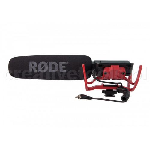 Rode VideoMic - Kierunkowy mikrofon nakamerowy