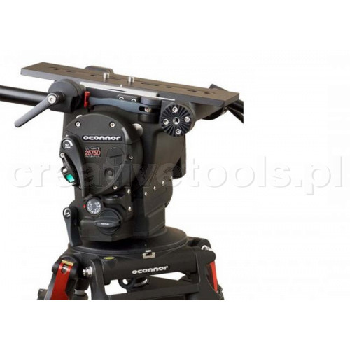 OConnor Ultimate 2575D Fluid Head Package