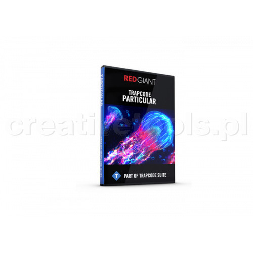 Red Giant Software Trapcode Particular